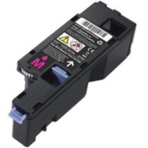 Dell Original Toner Cartridge - Laser - Standard Yield - 1400 Pages - Magenta -  - $80.67