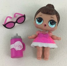 LOL Surprise MGA Doll Accessories 3pc Lot Sparkle Glitter Toy Sunglasses... - $14.80