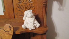 BEAUTIFUL CERAMIC CHRISTMAS BEAR - $9.95
