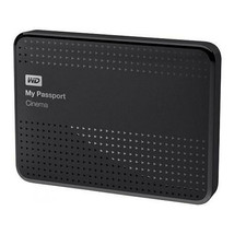 Western Digital WDBZKS0010 1TB My Passport Cinema 4K UHD Movie Storage - $96.94