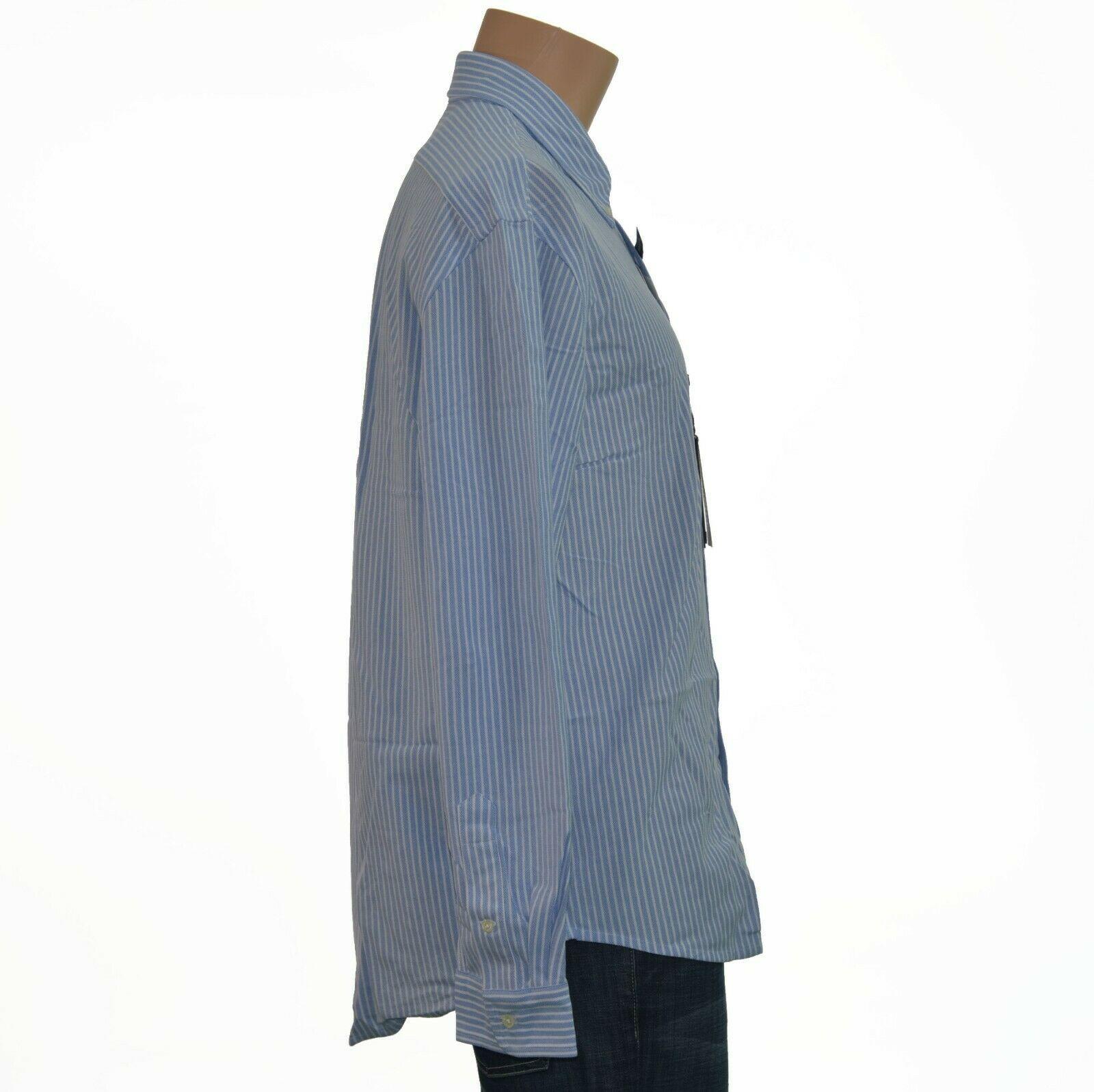 NEW! Ralph Lauren Knit Oxford Mens Sz XL Super Soft L/S Button Front MSRP $98.50