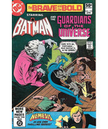 Brave and the Bold Comic Book #173 DC Batman and Guardians 1981 VFN/NEAR... - $5.94