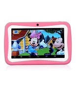 """Kids 7"""" Tablet PC LTC M755 Android 4.1 4GB Dual Camera Educational Toy Pink - $39.19"""