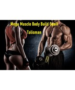 Unisex Body Build MEGA Muscle Witch Cast Talisman FORCE Weight Black Voodoo - $39.00