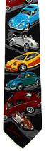 VW Bug History Men's Neck Tie Ralph Marlin Licensed Volkswagon Silk Neck... - $34.60
