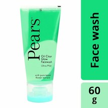 Pears Oil Clear Glow Face Wash, 60gm - $13.72