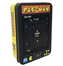 Pac Man Arcade Game Playing Cards Deck with Embossed Case NEW SEALED image 3
