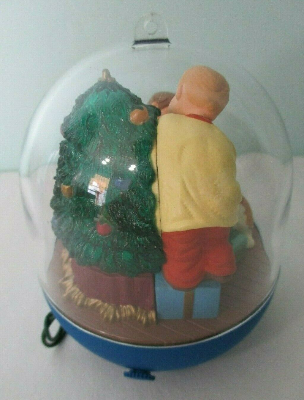 My First Hot Wheels Light and Motion Hallmark Magic Ornament 1995 Gently Used image 4