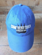 Camp Bear Track EST 1994 Strapback Adjustable Adult Hat - $8.90