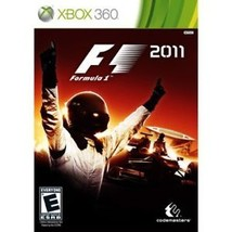 F1 2011 (Microsoft Xbox 360, 2011)M - $8.76
