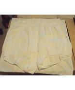 Six Dixie Belle Lingerie Plus Size Cotton Briefs Size 12 White - $15.79