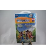 Vtech V.Reader Tinker Bell  and the Great Fairy Rescue Learning System-5... - $6.44