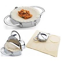 Dough Press, Windspeed Dumpling Maker Stainless Steel Ravioli Pierogi Ma... - $10.63