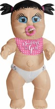 Rubies Daddy's Girl Inflatable Giant Baby Novelty Adult Halloween Costum... - £123.48 GBP