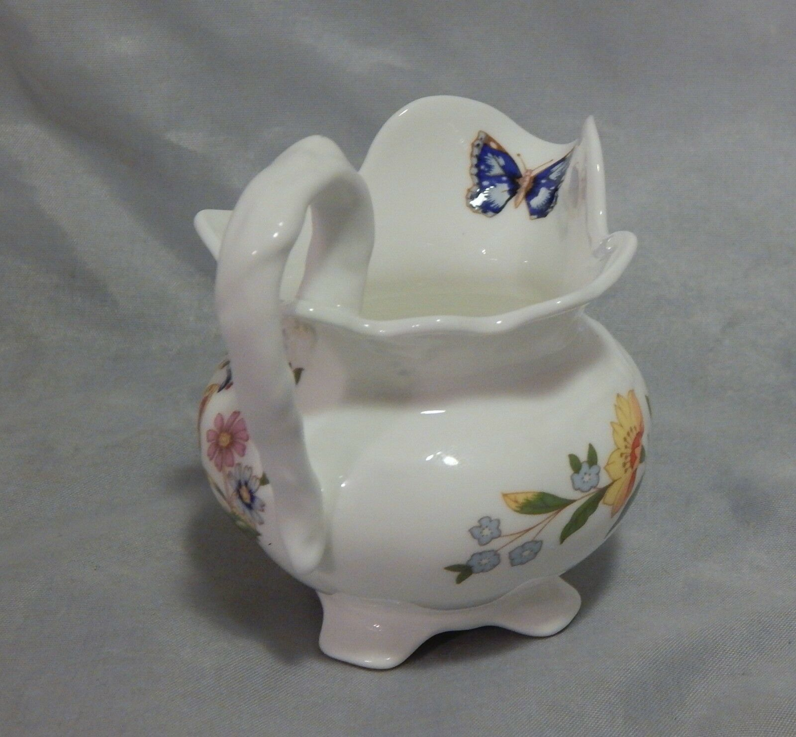 Aynsley England Cottage Garden Small Creamer image 2