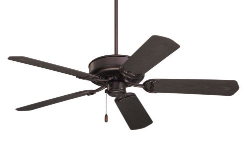 Emerson CF654ORB Sea Breeze 52-Inch Ceiling Fan with Weather Resistant Blades, L