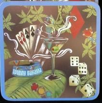 Mint TOMMY BAHAMAS PARADISE CASINO Coasters 4 Pc. - $22.26