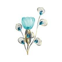 Peacock Blossom Single Sconce - $28.00
