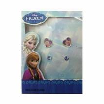 Disney Girl's Frozen Fine Silver Plated Anna and Elsa Heart Pendant - $29.69