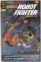 Magnus Robot Fighter Comic Book #42 Gold Key 1976 FINE+ - $11.64