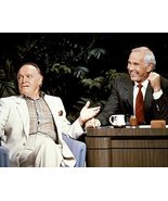 Johnny Carson and Bob Hope classic on Tonight Show 16x20 Canvas Giclee - $69.99