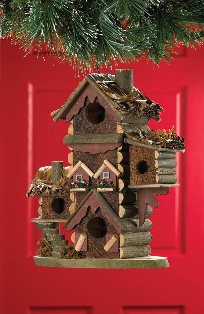 gingerbread style birdhouse 30206 smc birdhouses. Black Bedroom Furniture Sets. Home Design Ideas