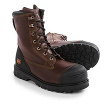 """Timberland Pro Men's 12W Caprock 8"""" A11T9 Alloy Toe Work Boots - $222.75"""