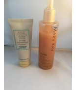 Mary Kay Satin Hands Vanilla Cream Sugar Wash & Shea Cream - $16.82