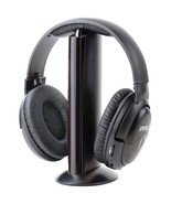 Pyle  Professional 5 in 1 Wireless Headphone System - $49.34