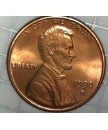 1990-D 01c Lincoln Cent Superb Gem Uncirculated - $2.95