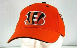 Cincinnati Bengals Orange Baseball Cap Adjustable - $21.99