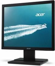 "Acer V176L 17"" LED LCD Monitor, 5:4, TN Film, 1280x1024, 75Hz, 5ms, DVI/VGA - $143.77"