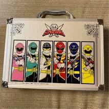 Power Ranger Kaizoku Sentai Gokaiger Ranger Key Case Super Megaforce rare - $98.00