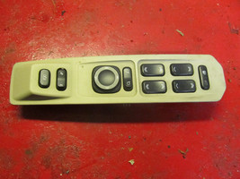 07 06 05 04 03 Cadillac CTS oem drivers side master power window switch - $24.74