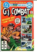 G.I. COMBAT #244-DC WAR-WWII ACTION VF/NM - $25.22