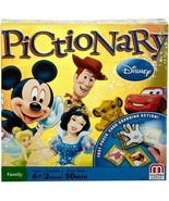 Pictionary Disney Game - New / Sealed - $55.42