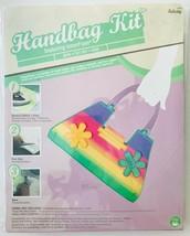 Dritz Felicity Handbag Kit InnerFuse Purse Sewing Pattern + Handles #832... - $13.54