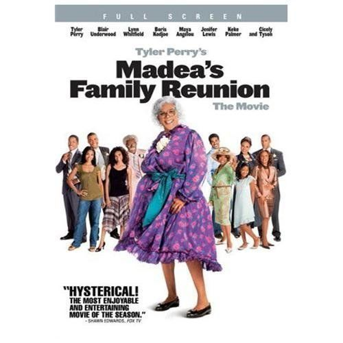 Madeas Family Reunion (DVD New) Tyler Perry