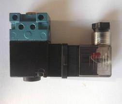 *New In Box* Robatech Switzerland Pneumatic Valve M 3/2 Ways P/N 100605 Part - $65.00