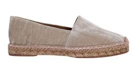Dolce & Gabbana Women Pearl Velvet Flats Espadrilles Shoes EU39/US8.5 - $222.22
