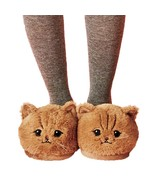 Kawaii Clothing Cat Slippers Harajuku Ulzzang Japan Korea Animal Pet Cute Funny - $21.50