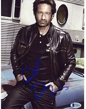 David Duchovny Signed 8x10 Photo Certified Authentic Beckett BAS COA - $247.49