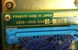 FANUC A05B-2045-C122 OPERATOR PANEL W/ A20B-1003-0040/02B BOARD, TH1346 METER image 4
