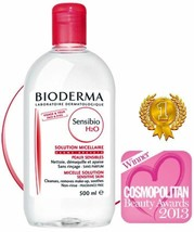 BIODERMA Sensibio H2O Cleanser Make up Remover 250ml + BONUS TRAVEL SIZE... - $22.74