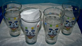 Disney Mickey Mouse 16OZ  glass - $25.49