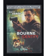 The Bourne Identity (DVD, 2004, The Explosive, Extended Edition - Full F... - $5.87