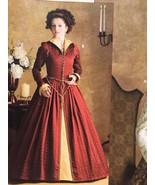 Simplicity Sewing Pattern 3782 Ladies Misses Costume Dress Size 6-12 New - $12.29