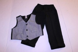 Infant/Baby George 24 Months Suit Vest & Pants George - $14.01