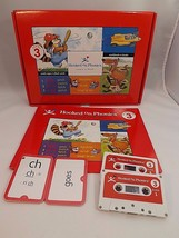 Hooked On Phonics Learn To Read Red Level 3 New... - $14.50