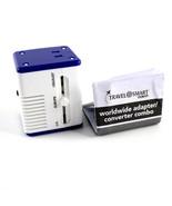 Travel Smart Worldwide Adapter Converter Conair Combo Compact - $37.42